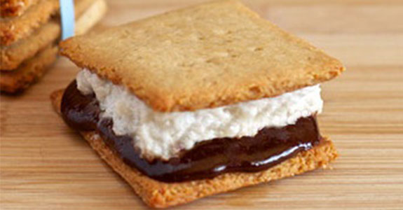 Totally Homemade S'mores