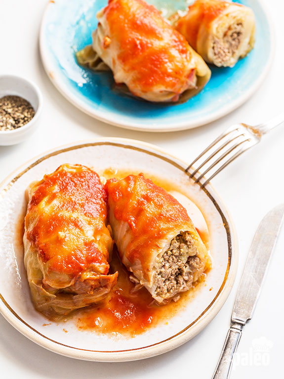 beef cabbage roll recipe