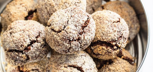 Paleo cookies?! You bet! These little chocolate Crinkle cookies – sweet delights that will curb your sugar cravings while keeping you on the Paleo path.