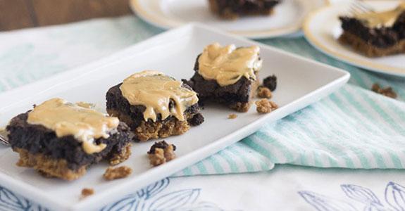 AIP Paleo Brownie Cookie Bars