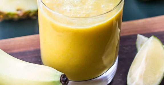 Anti-inflammatory Tropical Turmeric Smoothie