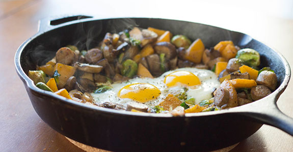 Fall Breakfast Hash