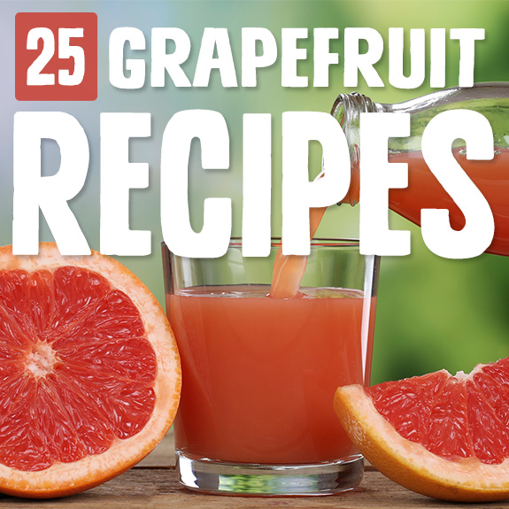 Pucker up with these grapefruit recipes, featuring the sour/sweet citrus fruit that always seems to pick me up.