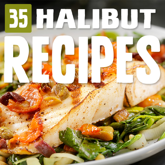 These halibut recipes have turned me into a big halibut fan. With flaky tenderness and a not-so-fishy taste it's a fish you've to try!