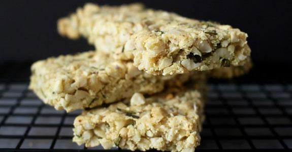 Paleo Cashew Protein Bars