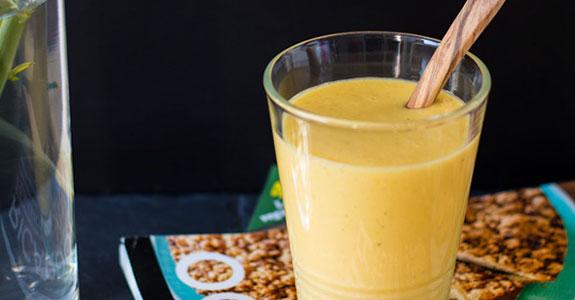 Passion Fruit Mango Smoothie