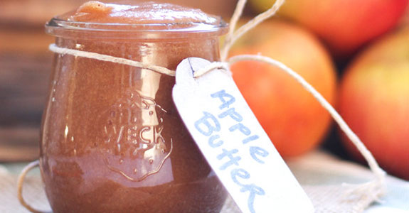Probiotic Apple Butter