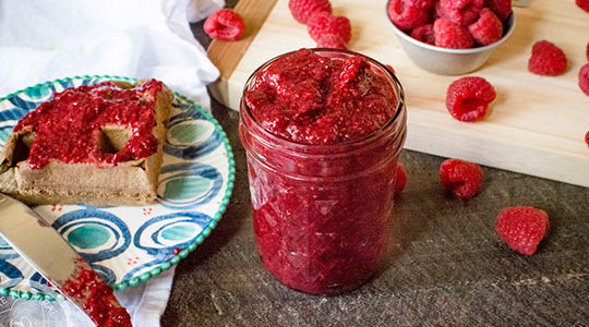 Now I get my fill of antioxidants thanks to these delicious raspberry recipes. Tart and tangy, each of these recipes has raspberries as a main ingredient.