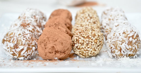 Raw Protein Power Balls