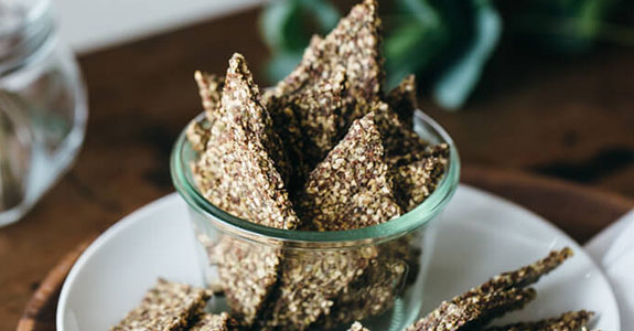 Ultimate Seed Crackers