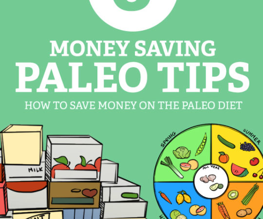 Save money and make the Paleo diet more affordable with these money-saving Paleo tips.