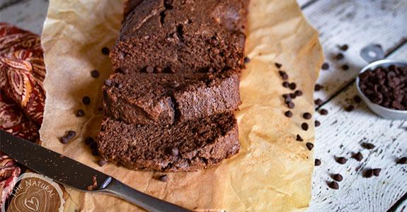 Grain Free Chocolate Bread