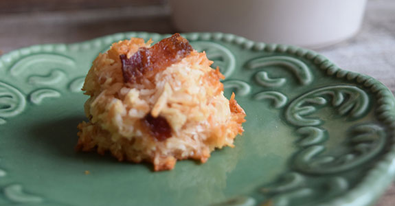 Maple Bacon Macaroons