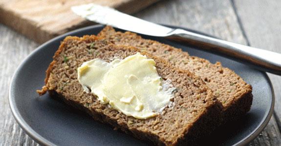 Paleo Coconut Flour Zucchini Bread