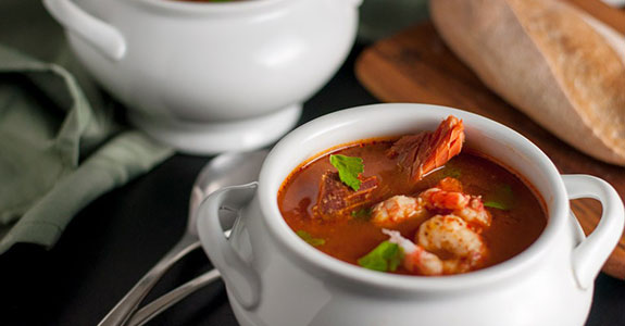Simple Cioppino
