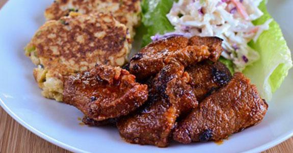 Stove Top BBQ Pork