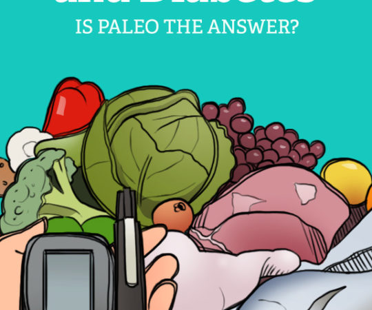 This is a super comprehensive article on diabetes and the Paleo Diet. If you are thinking of using the Paleo lifestyle to help control or reverse your diabetes, make sure to read this first.
