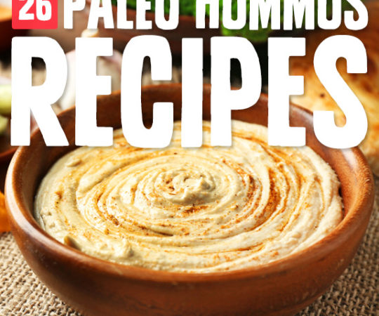 These Paleo hummus recipes showed me how to make traditional and newly-minted versions of this old-time favorite.