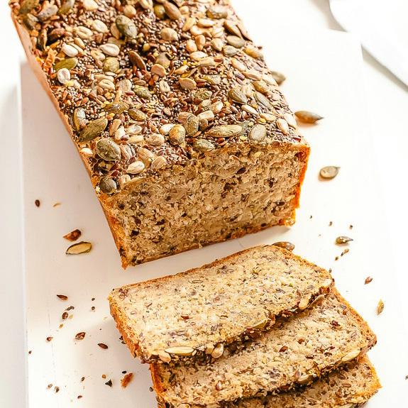 Low Carb Bread Recipes Machine