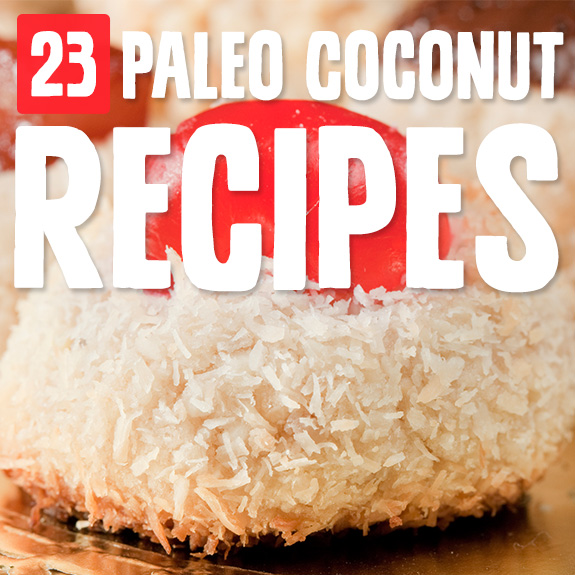 I just can't get enough coconut, so it's no surprise that I happily tried many of these coconut recipes. Now I can't decide which one I like best!
