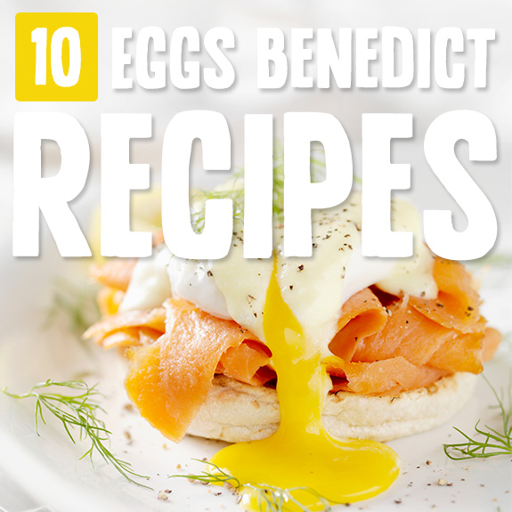 Eggs Benedict is one of my favorite breakfast foods, and it didn't dawn on me just how many ways it can be made Paleo friendly.