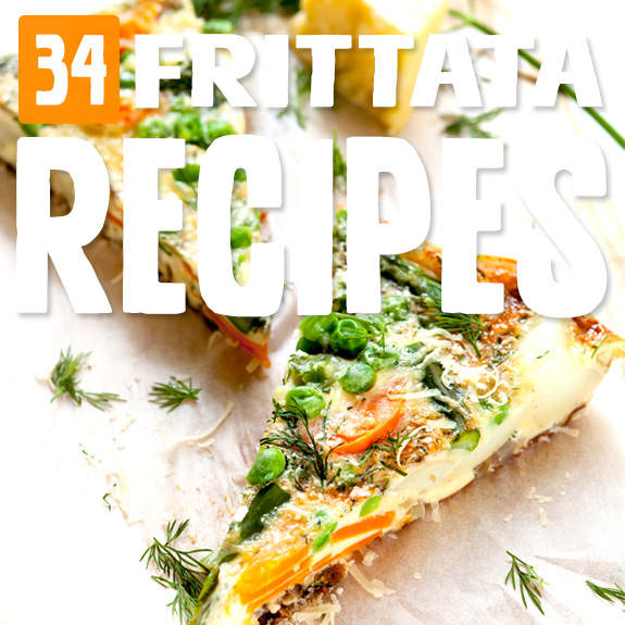 I thought I knew how to make a frittata, but these frittata recipes take things to the next level!