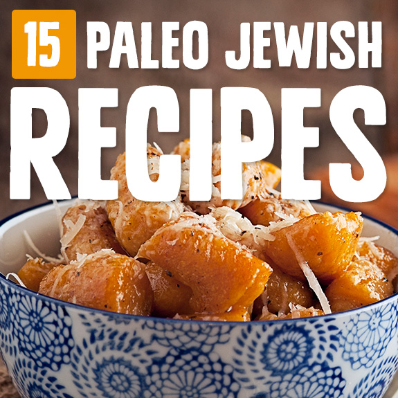 These Jewish recipes try to keep things traditional while also making them Paleo friendly. My friend really appreciated that I recreated some of her favorites.