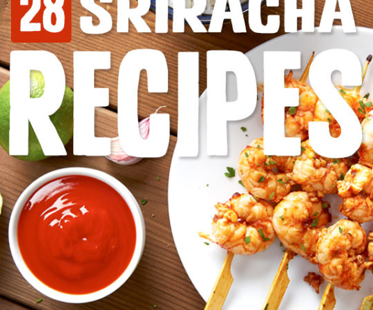 Take a walk on the spicy side with some of my favorite sriracha recipes of all time. I jazz up just about any dish with this fiery sauce.