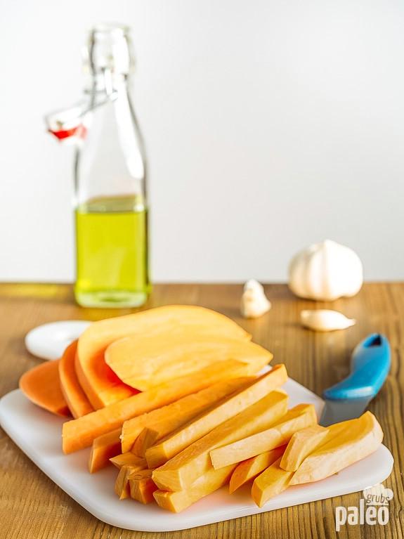 Sweet Potato Fries Ingredients