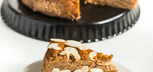 Paleo Apple Cake – my new favorite fall Paleo dessert recipe!