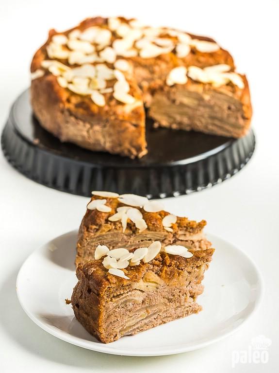 Paleo Apple Cake – my new favorite fall Paleo dessert recipe!