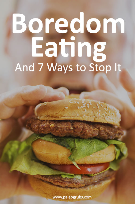 Love this! If you have issues with boredom eating, definitely check it out.