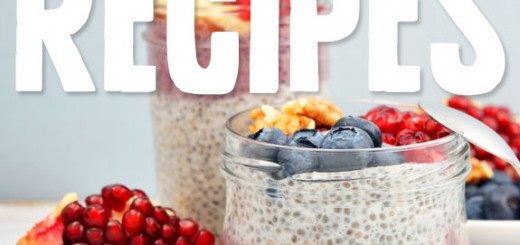 I love these chia seed pudding recipes! Chia seed pudding is packed with protein, vitamins and minerals, and makes for the perfect healthy dessert or snack.
