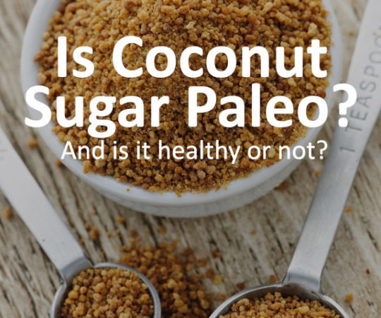 Learn about coconut sugar. Whether it is Paleo or not and if it is just as bad as cane sugar.