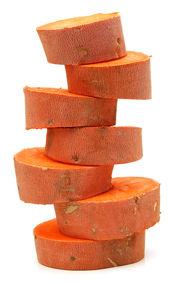is sweet potato paleo