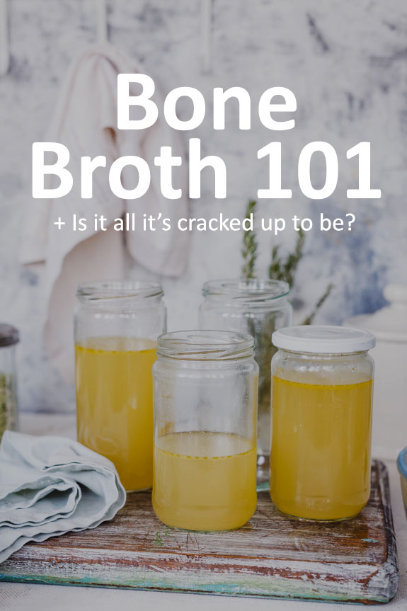 See why bone broth is one of the best foods you can make for vibrant health and wellness.