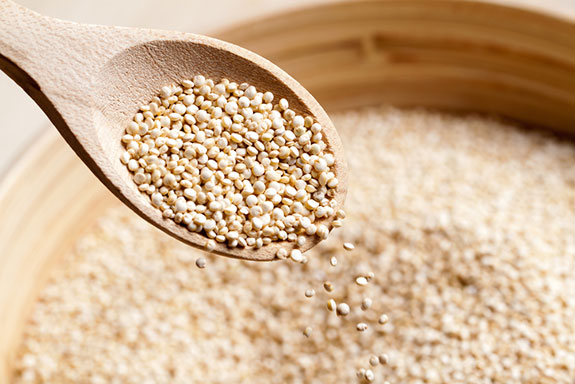quinoa and the paleo diet