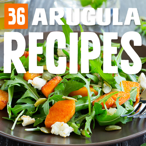 I learned how to prepare arugula in so many different ways, it's now a staple in my shopping cart and one of my go-to veggies.