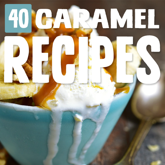Sweet, chewy, sweet, what's not to love about caramel? When I can't go another day without a sweet treat I use one of these caramel recipes and I reset the clock.