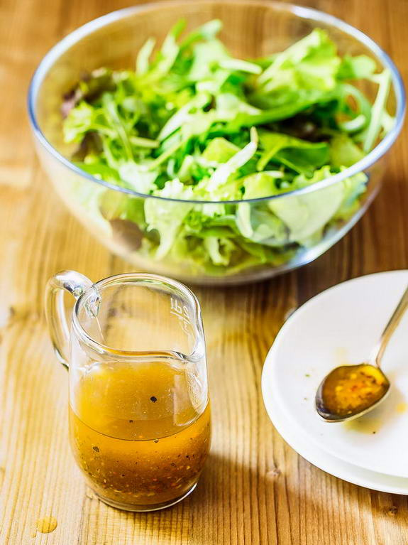 Whip up a tasty Paleo Italian Dressing with ingredients you probably already have on hand.