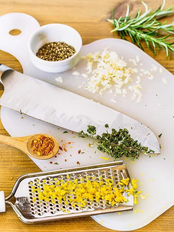 Roasted Chicken Ingredients