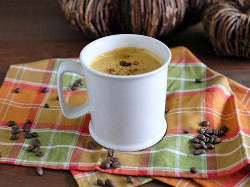Buttery Pumpkin Spice Latte