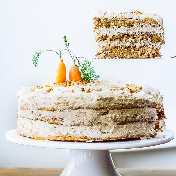 Naked Paleo Carrot Cake Oh My Paleo Grubs