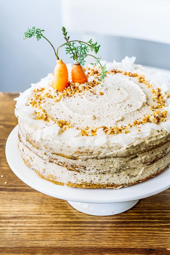 Raisins Or Not In Carrot Cake