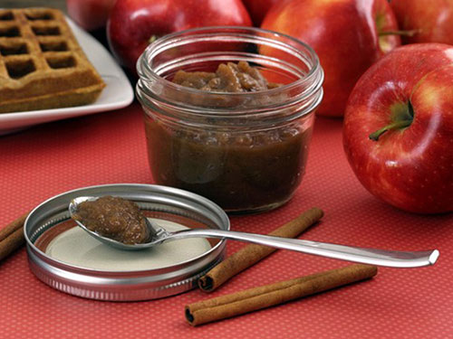 Cinnamon Allspice Apple Butter