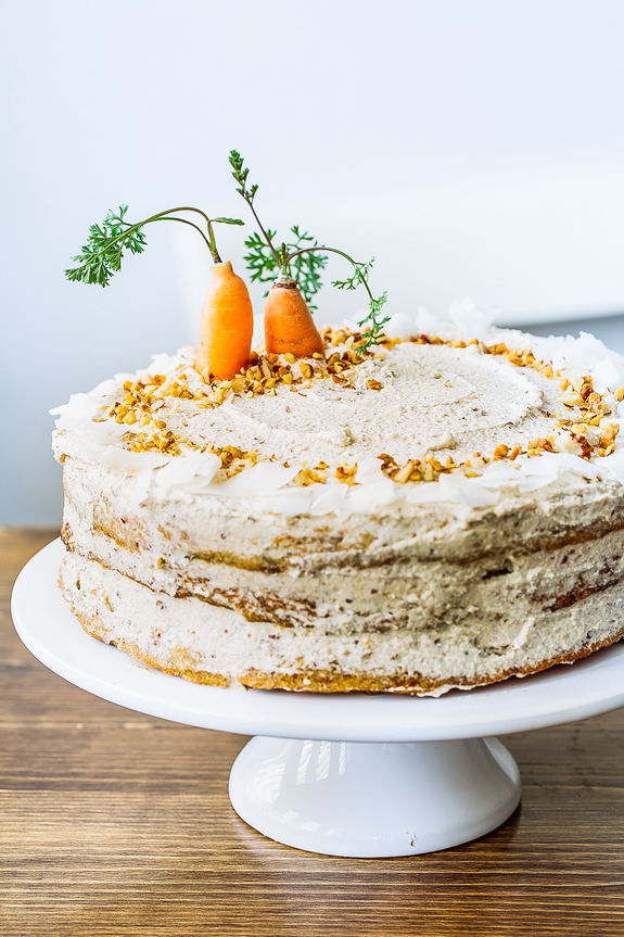 Decorated With Carrot
