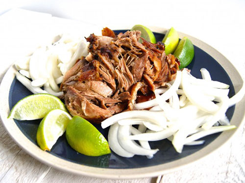 Easy Duck Carnitas