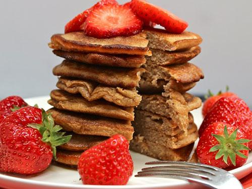 Fuss-Free Coconut Flour Pancakes