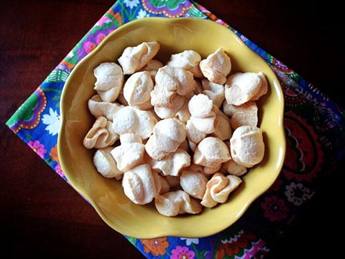 GAPS Meringue Cookies