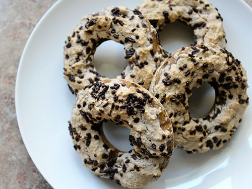 Gingerbread Donuts